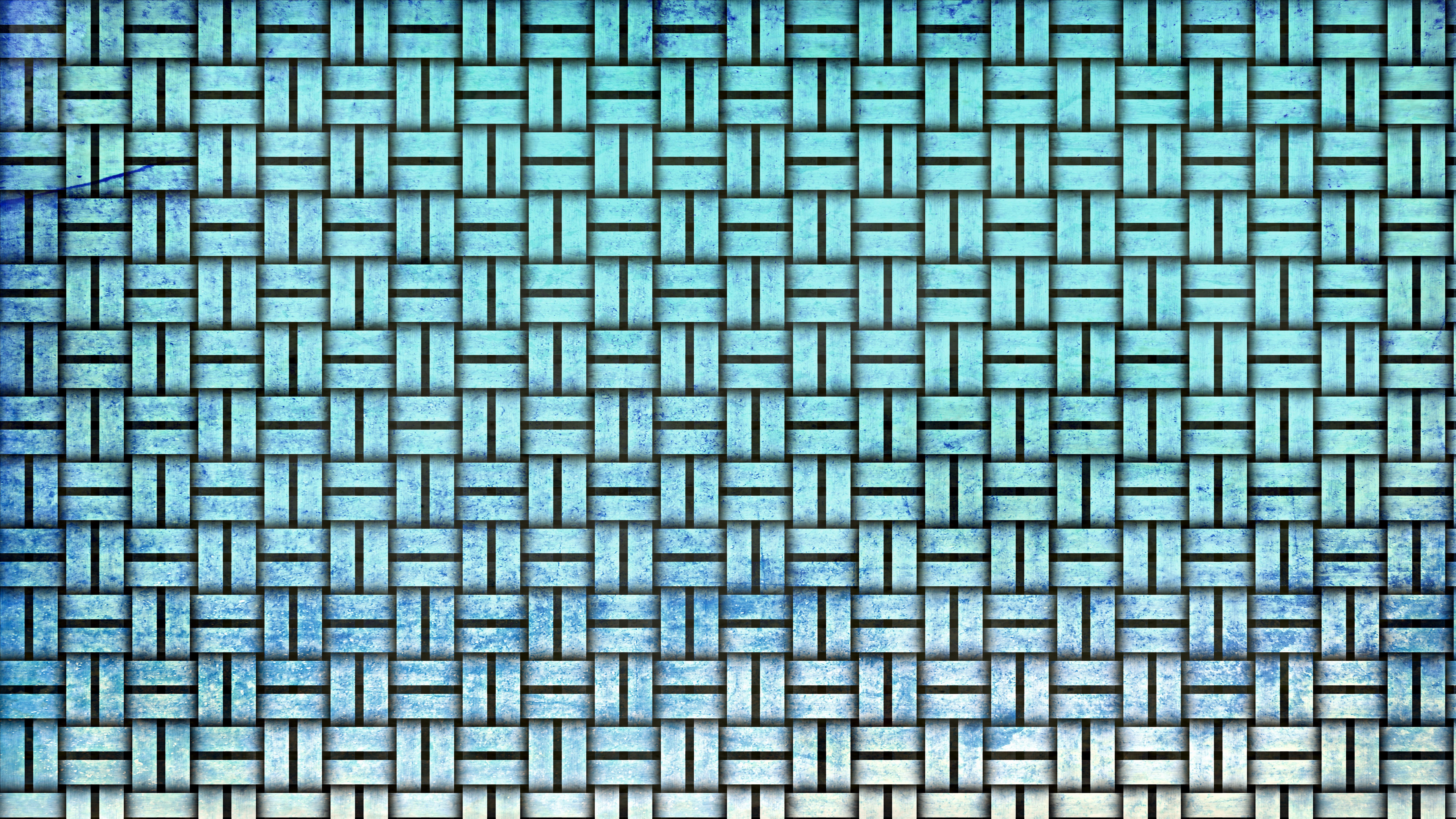 Free Blue Basket Weave Background