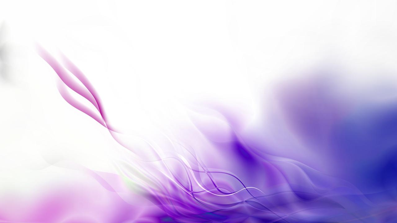 Purple and White Smokey Background