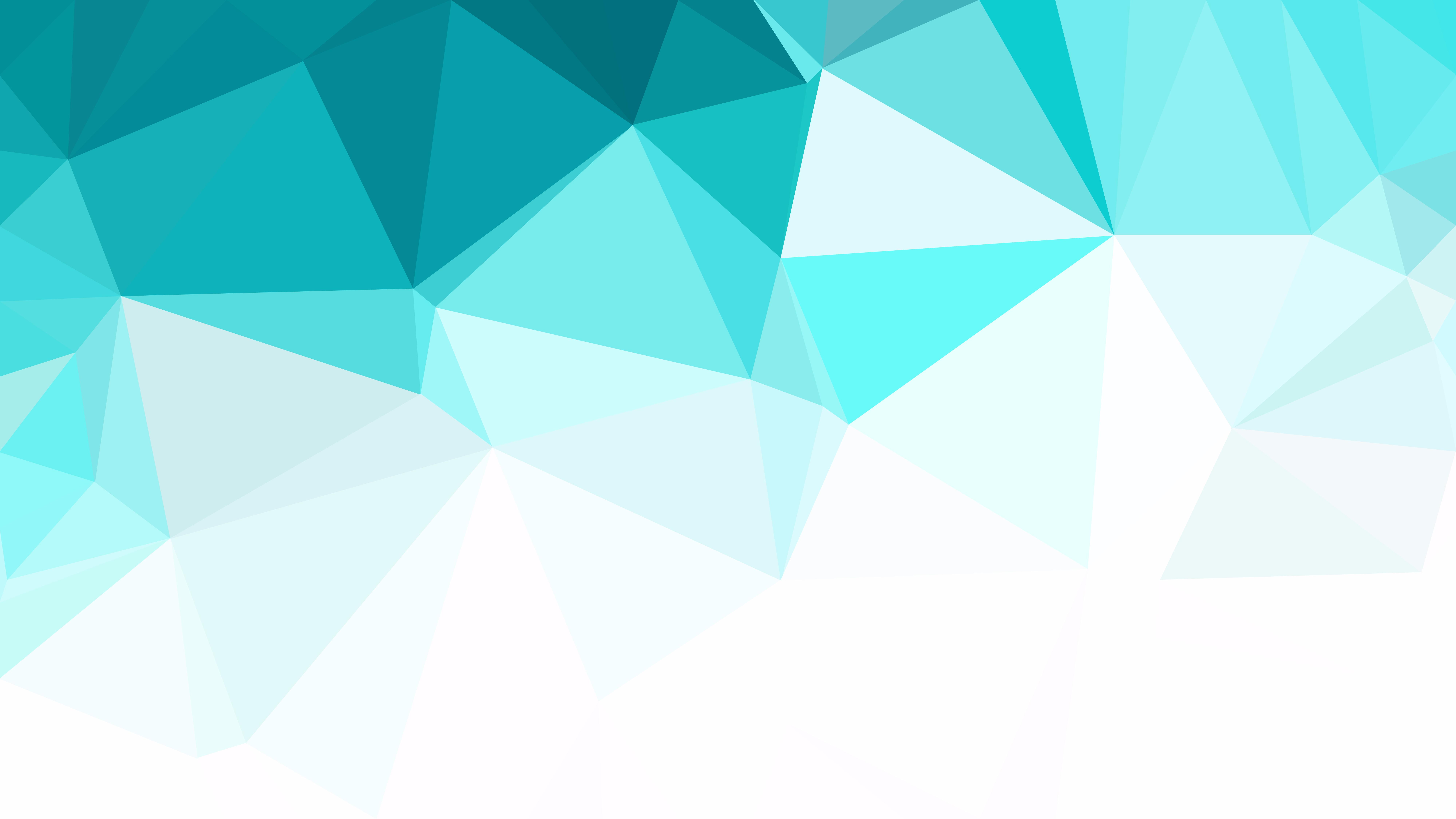 White Polygon Pattern Background