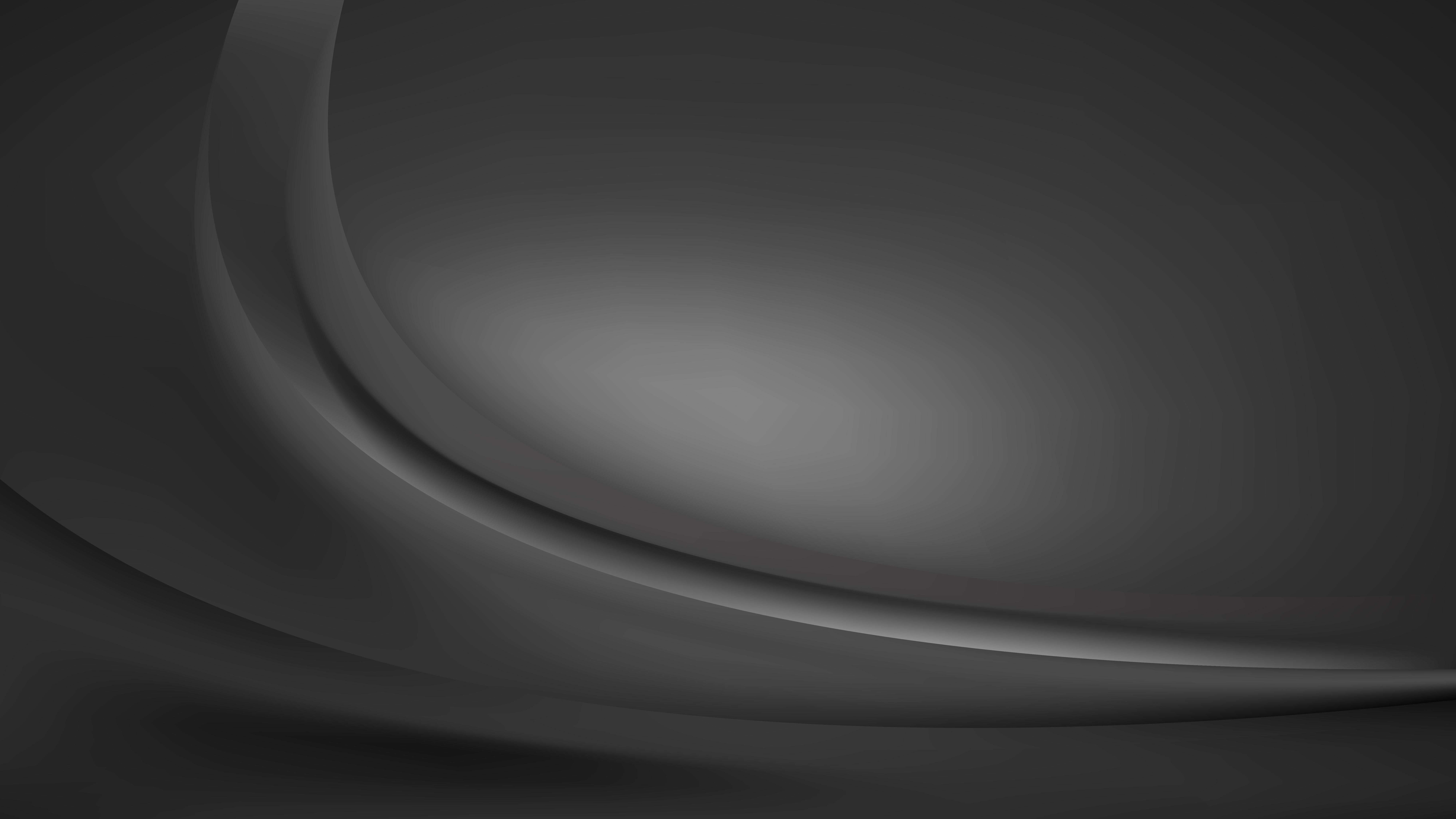 Free Dark Grey Wave Background Vector Art