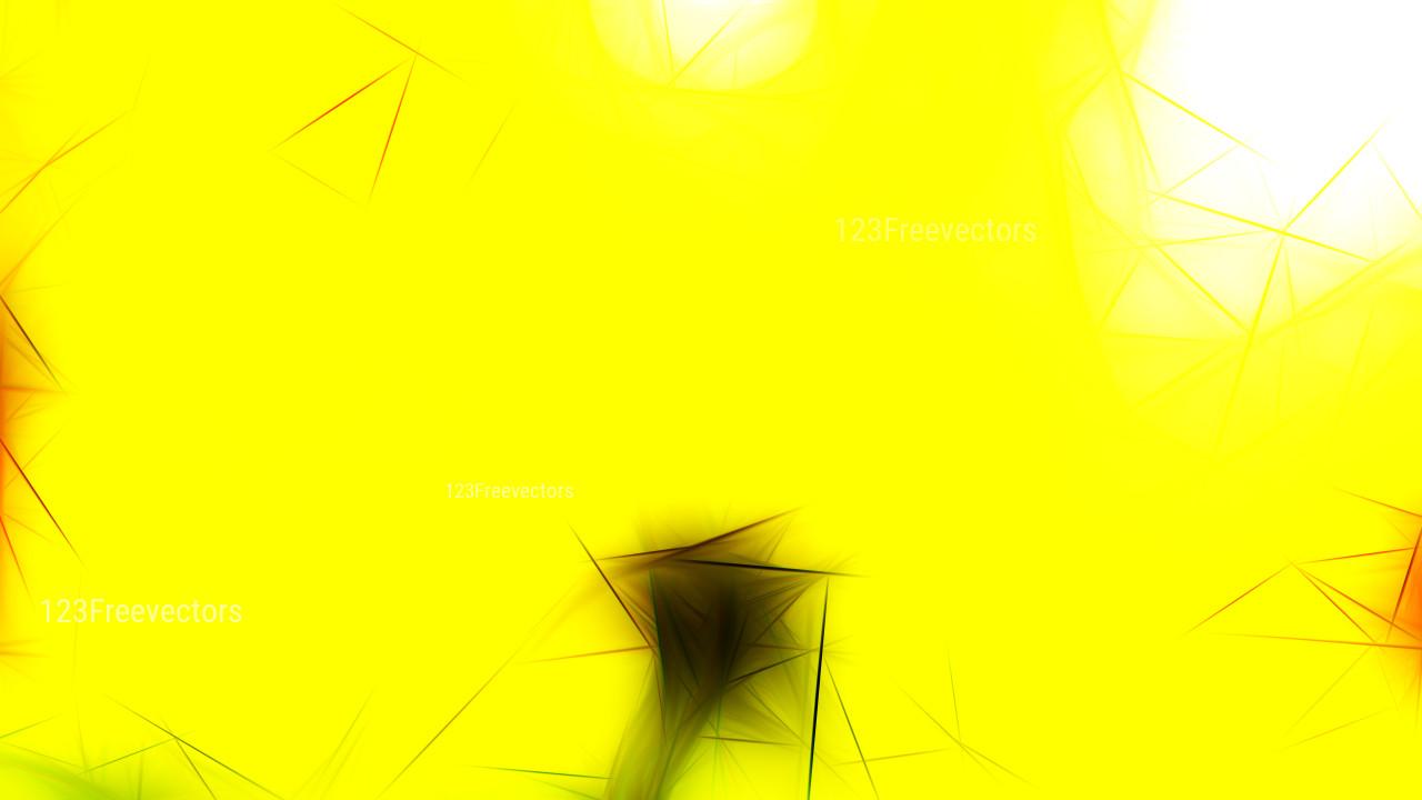 bright yellow fractal wallpaper image