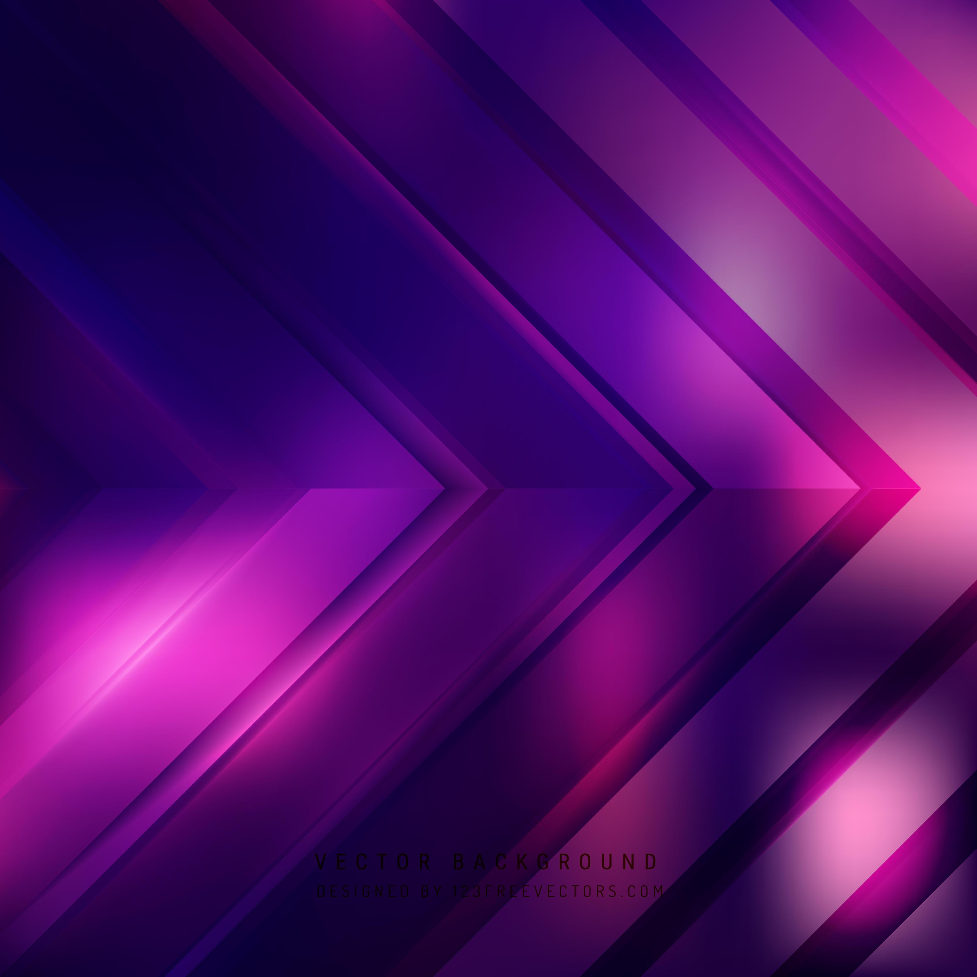dark purple arrow background design 123freevectors