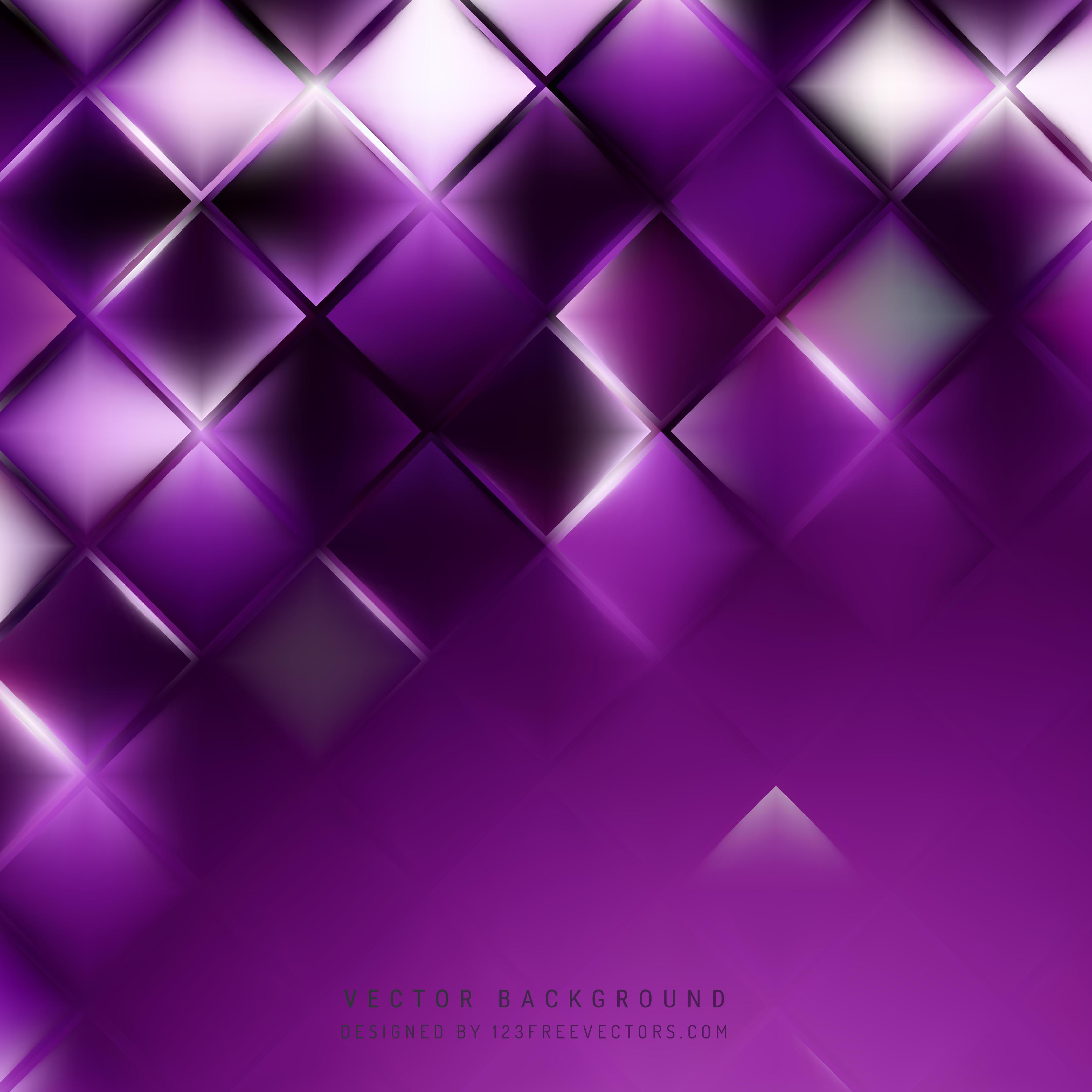 Dark purple square background image 123freevectors abstract dark purple square background pattern preview voltagebd Image collections