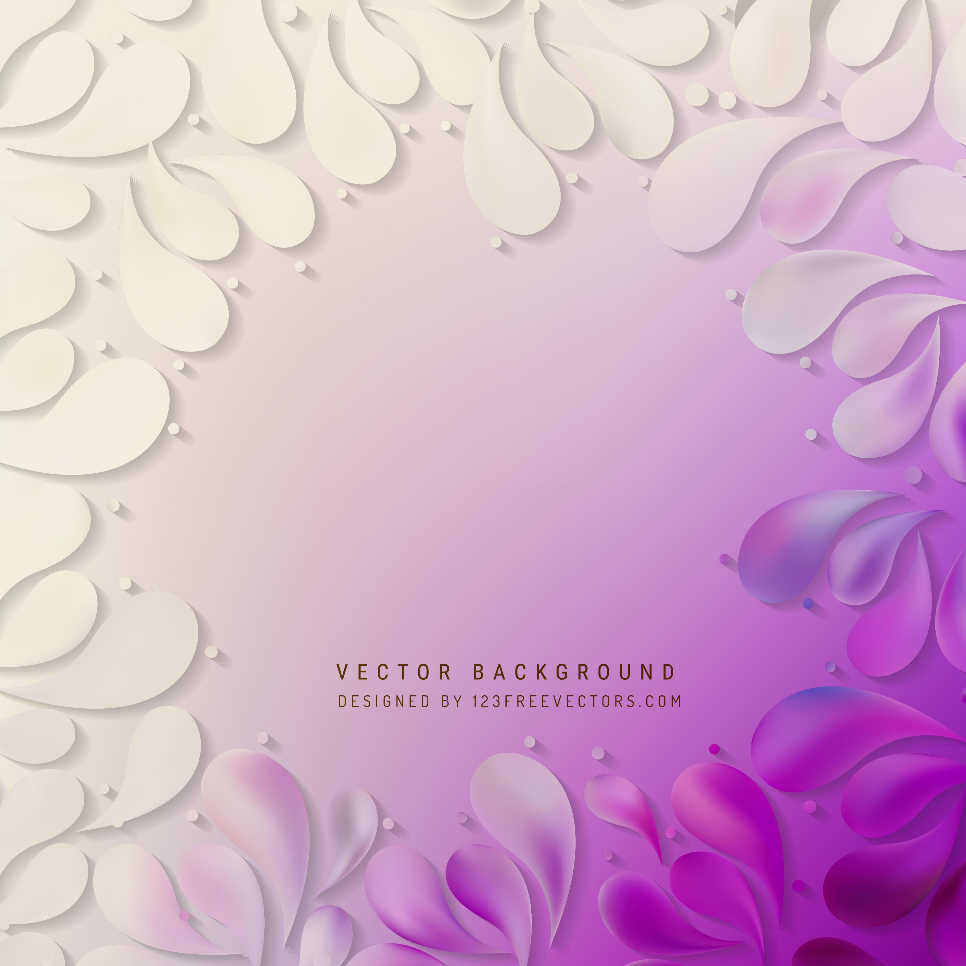 92 light purple flowers background purple flowers