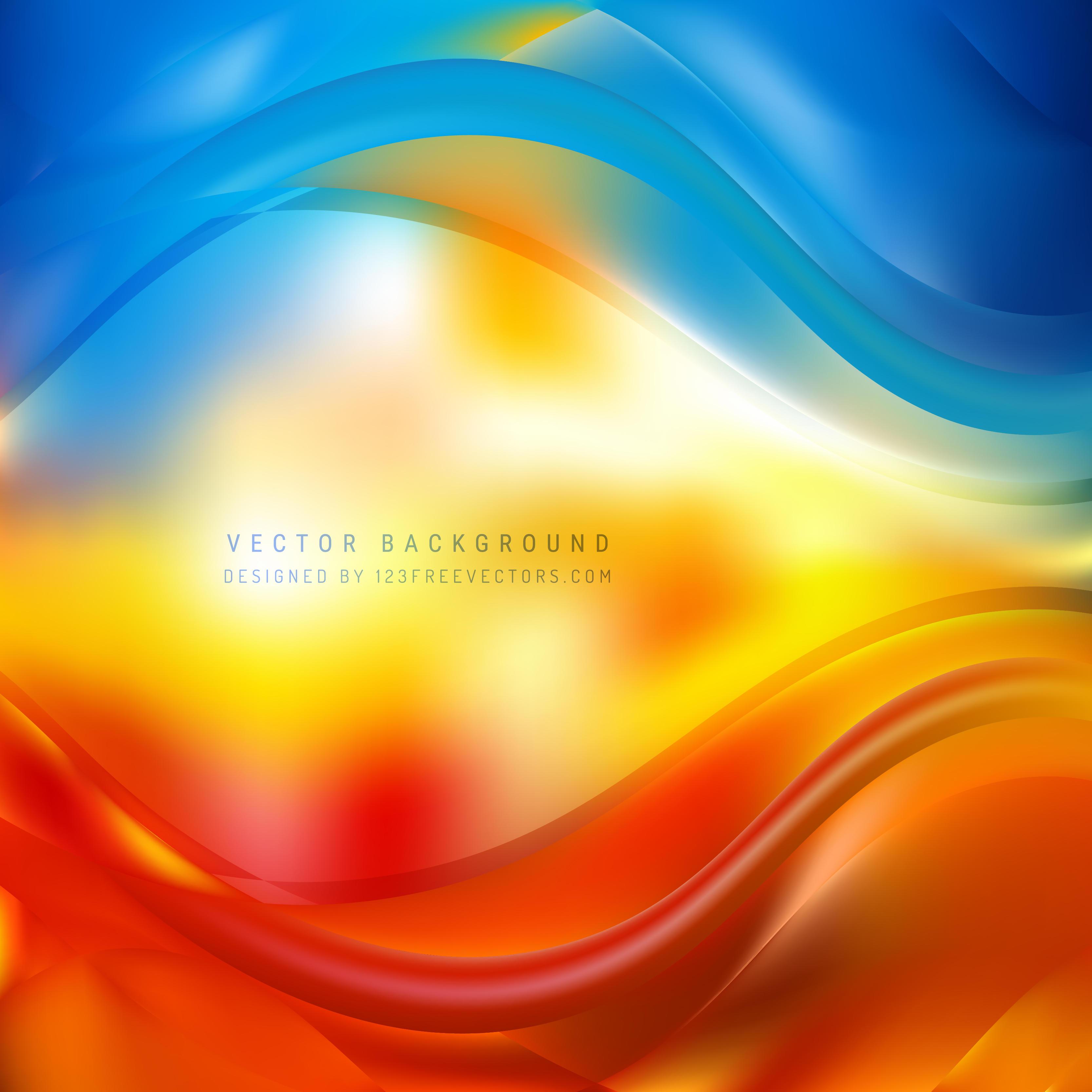 red and yellow design background wwwpixsharkcom