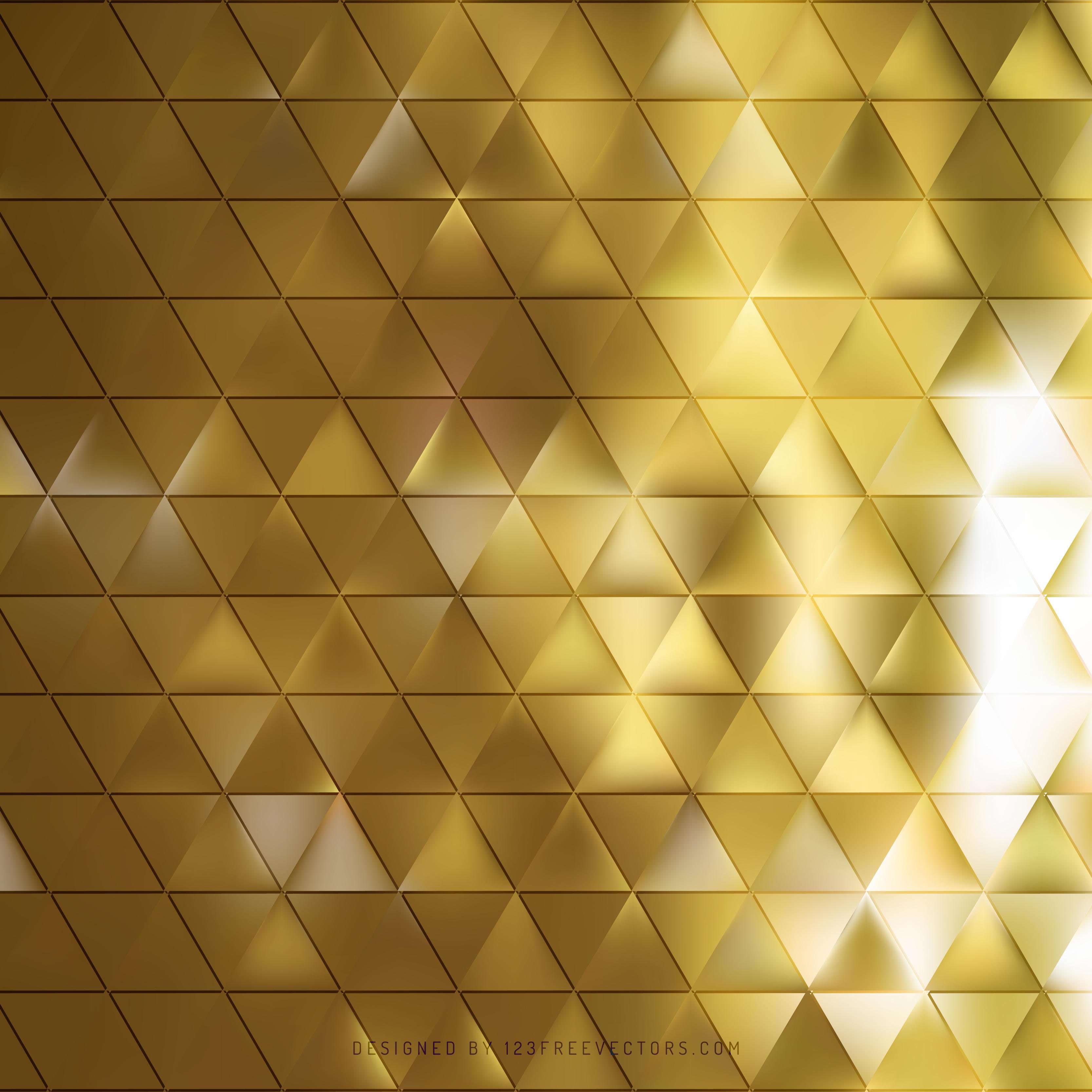 370 Gold Background Vectors