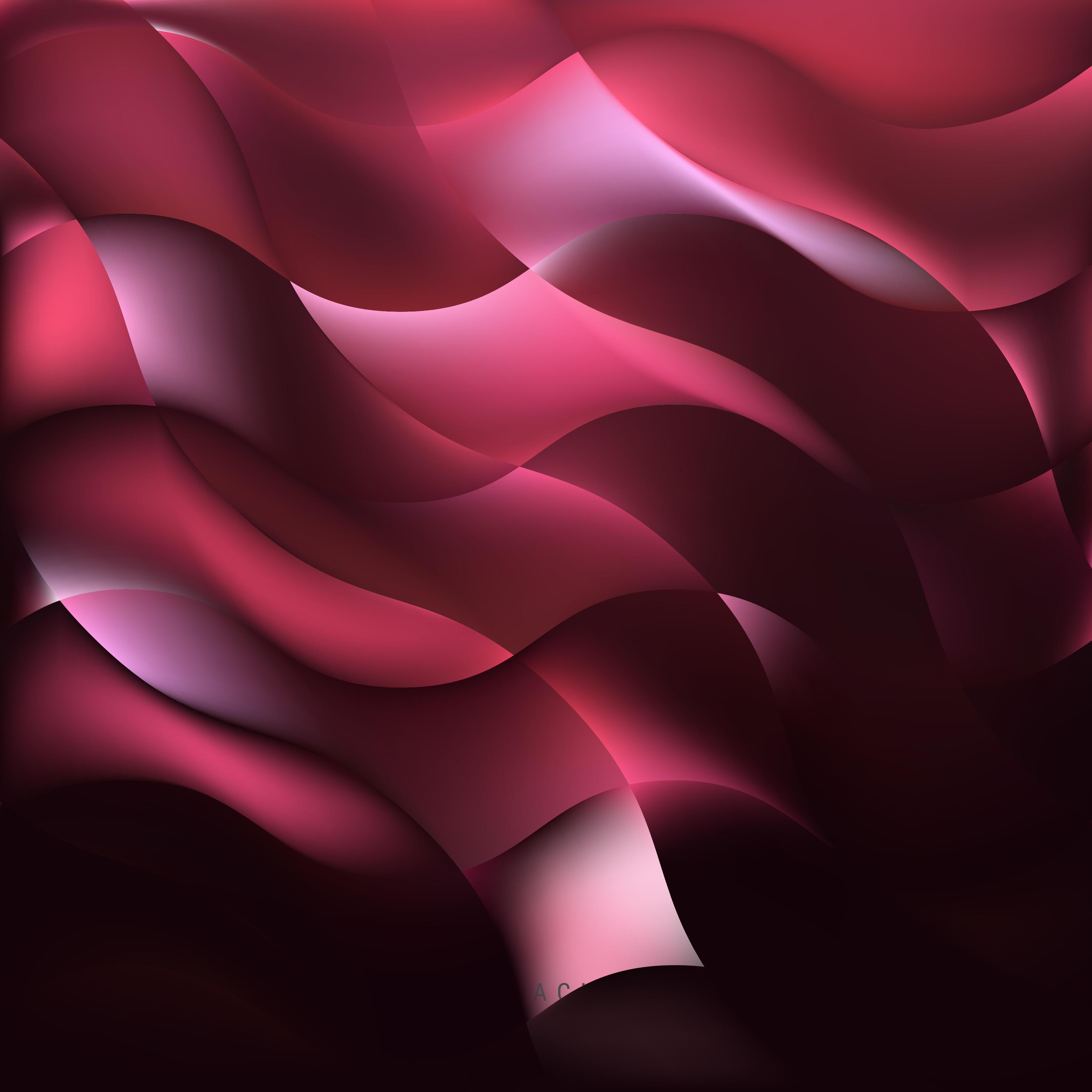 Black Pink Background