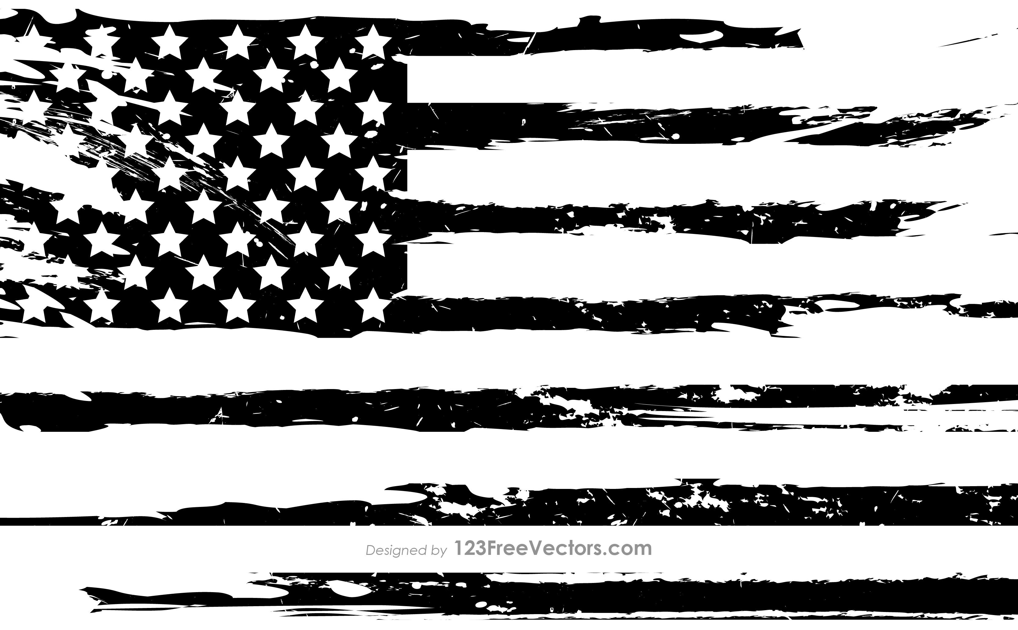 flag american vector grunge usa flags distressed clipart clip america vectors 123freevectors graphics badges countries june hurts july medium designs