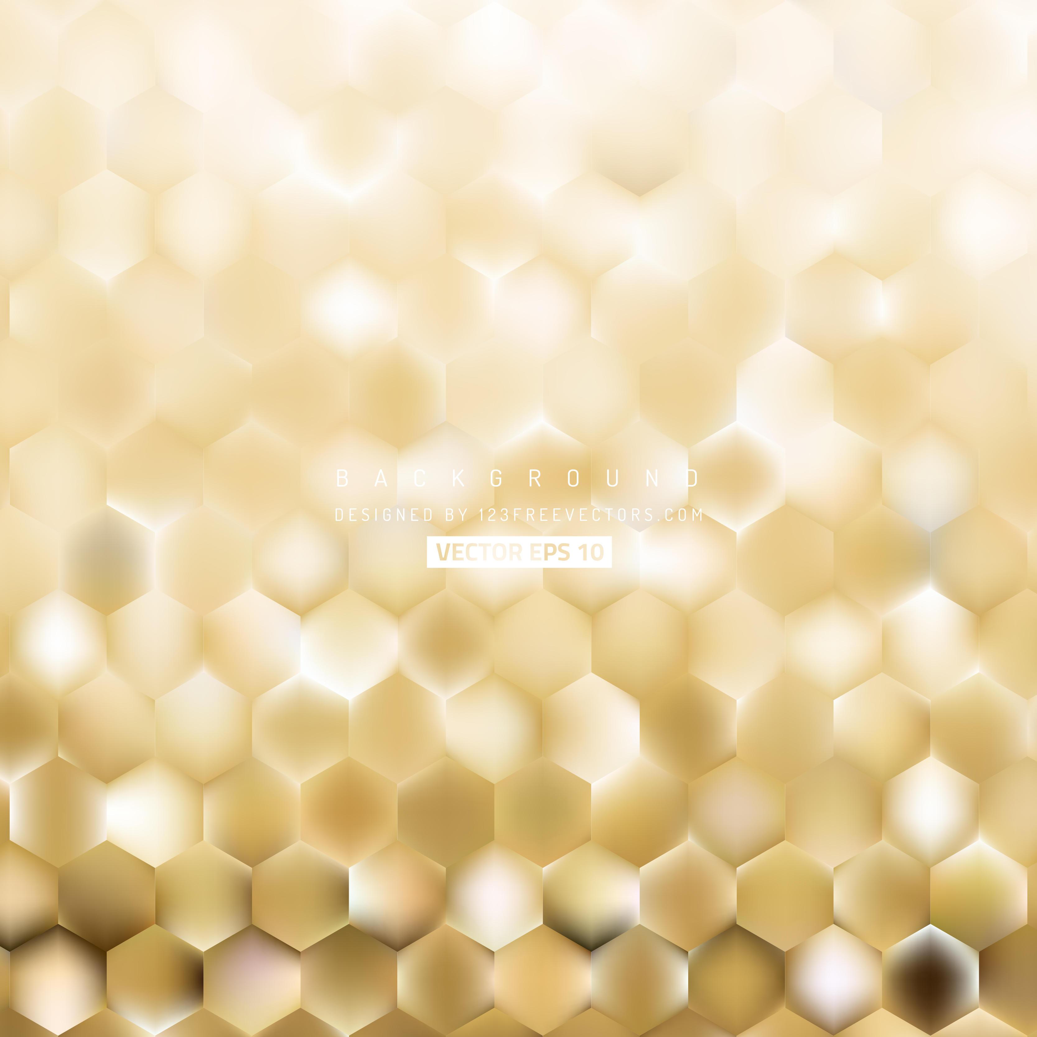 Gold Background Displa...